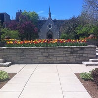 Photo taken at St. Joan of Arc Chapel by Colleen M. on 5/15/2013