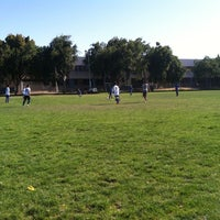 Photo taken at Alameda Point Fields by Morris D. on 6/3/2013
