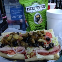 Photo taken at Fontano's Subs by Donielle C. on 7/20/2013