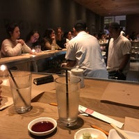 Foto tomada en KazuNori: The Original Hand Roll Bar  por Peter H. el 12/1/2017
