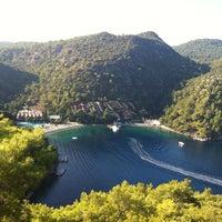 10/11/2012 tarihinde Gonca Y.ziyaretçi tarafından Hillside Beach Club'de çekilen fotoğraf