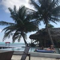 Photo taken at Rojo Beach Bar by Aubrey M. on 3/16/2018