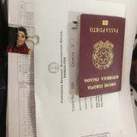 Photo taken at Foreigners Regional Registration Office by M I. on 4/19/2013