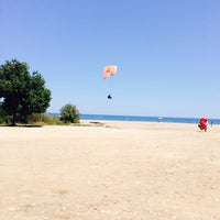 Photo taken at ESCAPE PARAGLIDING LANDING OFFICE by Mehmet D. on 6/14/2014