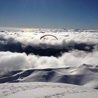 Photo taken at ESCAPE PARAGLIDING LANDING OFFICE by Mehmet D. on 5/9/2013