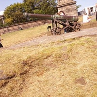Photo taken at Portuguese cannon by Rallou C. on 7/22/2014