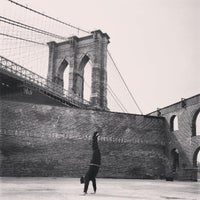 Foto tomada en Brooklyn Bridge Park  por Rich H. el 3/24/2013