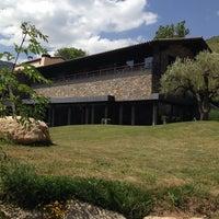 Photo taken at Hotel Resguard dels Vents by Jordi D. on 6/21/2014
