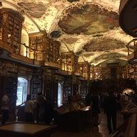 Photo taken at Stiftsbibliothek by Rudolf J. on 8/20/2016