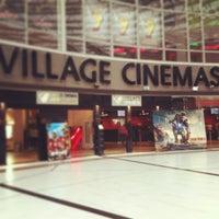 Photo taken at Village World Cinemas by Dimitris C. on 4/23/2013