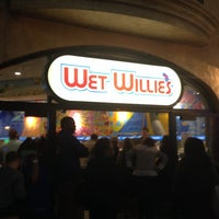 Photo taken at Wet Willie's by Ali S. on 4/18/2014