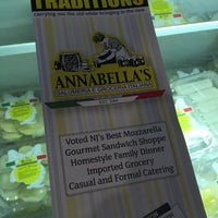 Photo taken at Annabella's Salumeria E Groceria Italiana by DJAVeeNYC on 11/8/2015