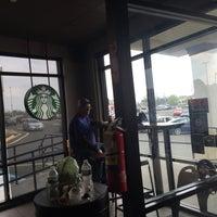 Photo taken at Starbucks by DJAVeeNYC on 4/22/2016