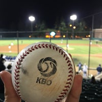 Photo taken at Dedeaux Field by Ellen C. on 2/25/2016