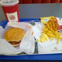 Photo taken at Burger King by Jochen W. on 11/6/2012