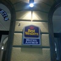 Foto scattata a Best Western Hotel Astrid da Davide C. il 5/4/2014