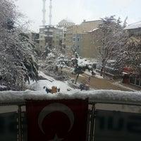Photo taken at Gürsel Şensoy Ortak Sağlık Güvenlik Birimi by Büşra Aguş on 12/11/2013