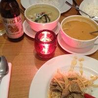 Photo taken at Thai Pot by Glaucia M. on 4/27/2013