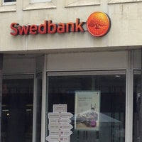 "Photo taken at Swedbank ""Centrs"" by Angelina M. on 5/25/2013"