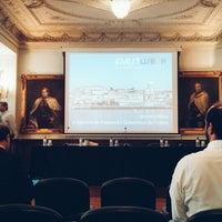 Photo taken at Associacao Comercial de Lisboa by Renato S. on 10/1/2014
