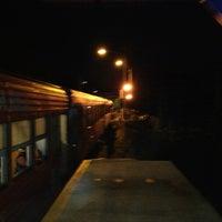 Photo taken at Andén Tren Urbano - Tres Rios by Esteban V. on 6/22/2013