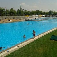 Photo taken at Kentpark Konakları Havuz by Gökhan B. on 7/14/2013