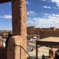 Photo taken at Ouarzazate by Sebnem K. on 3/25/2017