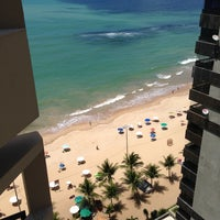 Photo taken at Hotel Blue Tree Towers Recife by Andre A. on 4/5/2013