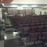 Photo taken at Igreja Metodista by Elaine Beatriz S. on 6/11/2013