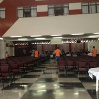 Photo taken at Igreja Metodista by Elaine Beatriz S. on 6/8/2013