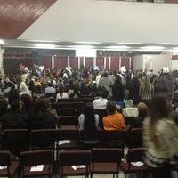 Photo taken at Igreja Metodista by Elaine Beatriz S. on 5/26/2013