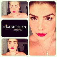 Photo taken at LItal Shushan -Make up artist by Shimi S. on 6/26/2013