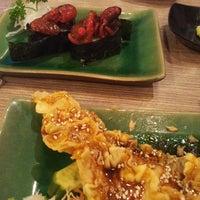 Photo taken at Ichiban Sushi by de S. on 1/11/2014