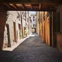 Photo taken at Via Delle Volte by Andrea T. on 6/25/2013