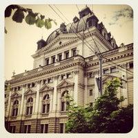 Снимок сделан в Львівський палац мистецтв / Lviv Art Palace пользователем Любовь К. 6/6/2013