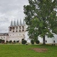 Photo taken at Звонница Тихвинского мужского монастыря by Ekaterina T. on 7/24/2017
