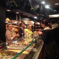 Photo taken at Delicatessen by zeynep y. on 12/18/2013