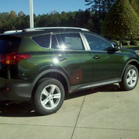 ... Photo Taken At Toyota Of North Charlotte By Janet T. On 11/11/ ...