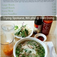 Photo taken at Vien Dong by Michelle K. on 7/16/2014