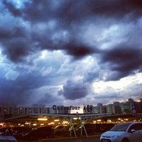 Photo taken at Carrefour by Thiago M. on 5/25/2013