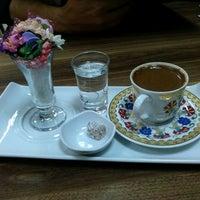 Photo taken at M&M Cafe by Deniz E. on 5/24/2014