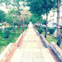 2/23/2014 tarihinde Yagmur A.ziyaretçi tarafından Mimkent Sitesi Yürüyüş Yolu'de çekilen fotoğraf