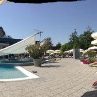 Photo taken at Swimming pool - Spirit Hotel***** by Ирина Ю. on 8/7/2013