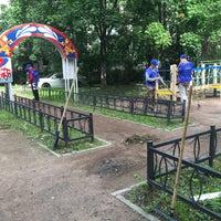 Photo taken at Площадка детская (МЧС) by Алексей К. on 7/19/2016