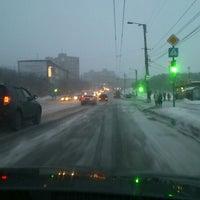 Photo taken at Улица Чумбарова-Лучинского by Михаил М. on 3/25/2014