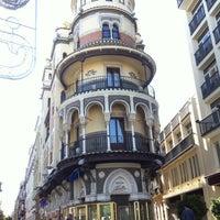 Photo taken at Confiteria Filella by Karmen S. on 12/31/2014