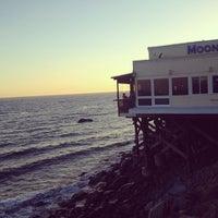 Photo taken at Moonshadows by Vanesa R. on 4/20/2013