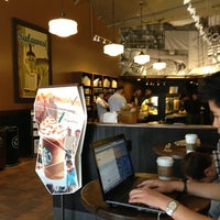 Photo taken at Starbucks by Anzhela S. on 6/1/2013