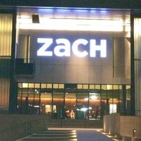 Photo taken at ZaCH Topfer Theatre by kim on 2/16/2013