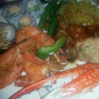 Photo taken at Crazy Buffet & Grill by Katrina B. on 3/28/2014